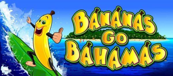 Игровой автомат Bananas go Bahamas (Бананы едут на Багамы)