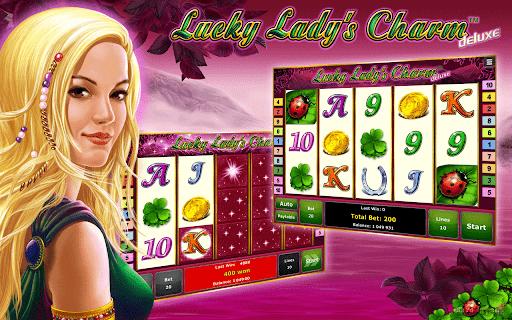 Игровой автомат Lucky Lady's Charm (Лаки Леди Шарм)