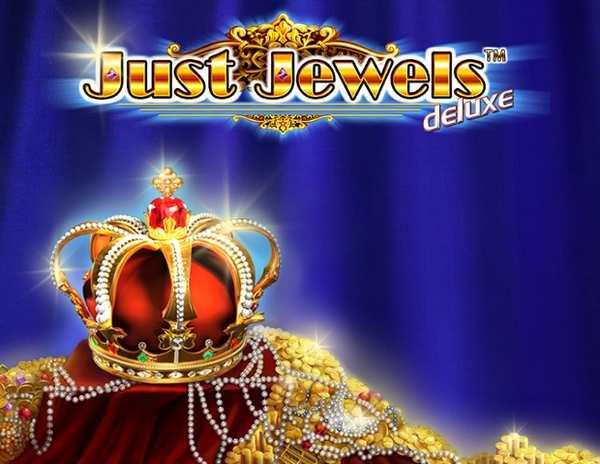 Игровой автомат Just Jewels (Джаст Джевелс)