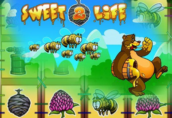 Игровой автомат Sweet Life (Сладкая жизнь)