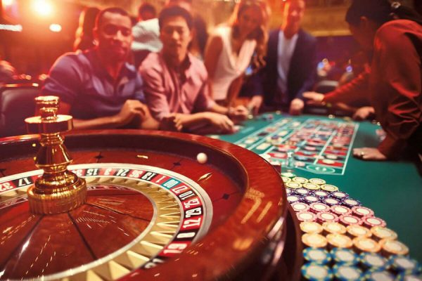 рулетка в ПМ казино